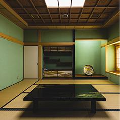 僧侶控え室