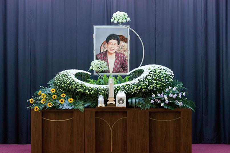 家族葬 皐月